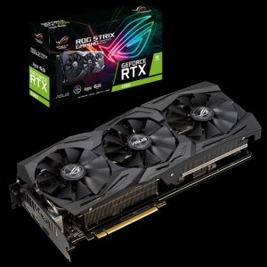 Asus nVidia GeForce RTX 2060 Advanced Edition 6GB GDDR6 Video Card ROG-STRIX-RTX2060-A6G-GAMING