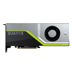Leadtek Quadro RTX6000 Work Station Graphic Card PCIE 24GB GDDR6