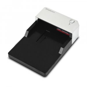 "Simplecom SD323 Silver USB 3.0 Horizontal SATA Hard Drive Docking for 3.5"" 2.5"" HDD"