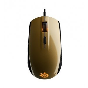 Steelseries Ss-62336 Alchemy Gold Rival 100 Rgb 4000dpi Gaming Mouse