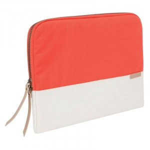 "Stm Stm-114-106k-46 Grace Sleeve Fits Up To 11"" Notebook - Coral/dove"
