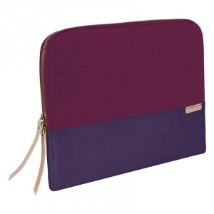 "Stm Stm-114-106m-45 Grace Sleeve Fits Up To 13.3"" Notebook, Dark Purple"