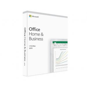 Microsoft T5D-03182 Office 365 2019 Home and Business - Digital Download