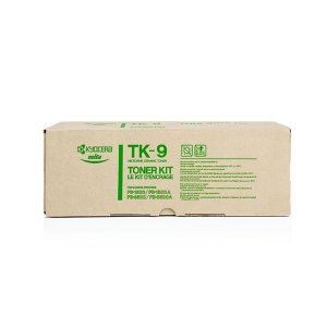 Kyocera TK-9 Toner Kit (Yield: 7000 pages at 5% coverage) for Kyocera printer
