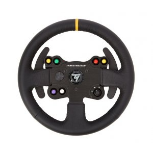 Thrustmaster Tm-4060057 Leather 28 Gt Wheel Add On For T-series Racing Wheels