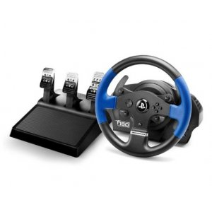 Thrustmaster Tm-4160697 T150 Pro Force Feedback Racing Wheel For Pc & Playstation 3 & 4