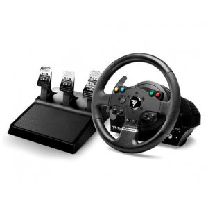 Thrustmaster Tm-4460144 Tmx Pro Force Feedback Racing Wheel For Pc & Xbox One