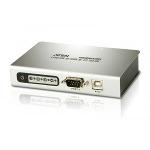 ATEN UC4854-AT 4-port Usb To Rs-485/422 Hub