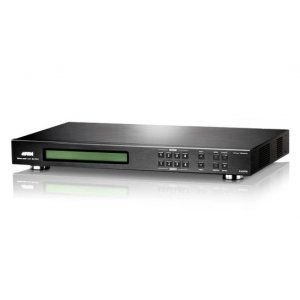 Aten VM5404H-AT-U 4x4 Hdmi Matrix Switch With Scaler, Seamless Switch, Video Wall