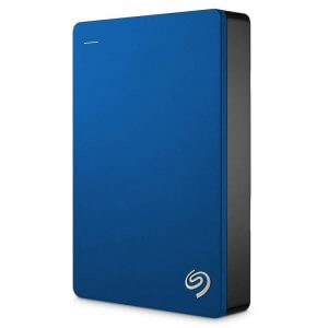 Seagate Backup Plus 4TB USB 3.0 Portable External Hard Drive Blue STDR4000302
