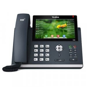 Yealink SIP-T48S Ultra Elegant Gigabit IP Phone
