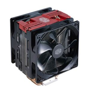 Cooler Master Hyper 212 LED Turbo CPU Cooler Red Cover RR-212TR-16PR-R1