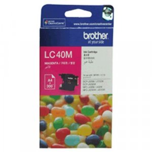 Brother LC40M Magenta Ink Cartridge For Brother DCP/MFC