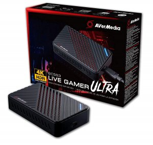 AVerMedia GC553 Live Gamer ULTRA Capture Device