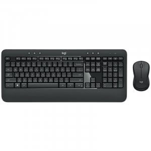 Logitech MK540 Advanced Wireless Keyboard and Mouse Combo 920-008682