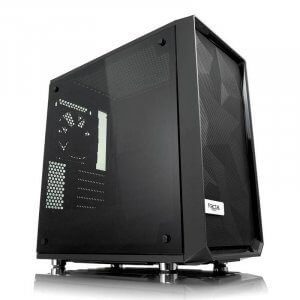 Fractal Design MESHIFY C Mini Dark Tempered Glass Mid Tower Case