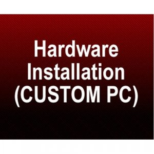 Hardware Professional Assembly Installation with 1 Year Parts (up to 7 parts)