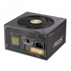 Seasonic SSR-750FX FOCUS Plus 750W 80+ Gold Fully Modular Power Supply PSU