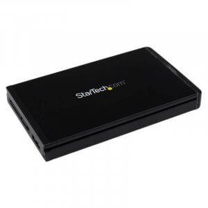 Startech S251bu31remd Usb C Hard Drive Enclosure 2.5in Sata