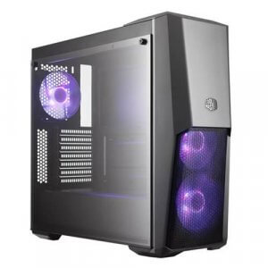Cooler Master MasterBox MB500 RGB ATX Mid-Tower Case