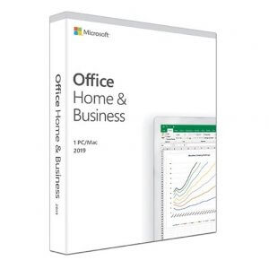 Microsoft Office 365 2019 Home and Business - Digital Download